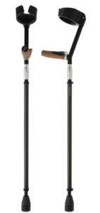 SideStix™ Crutches Give Back Freedom