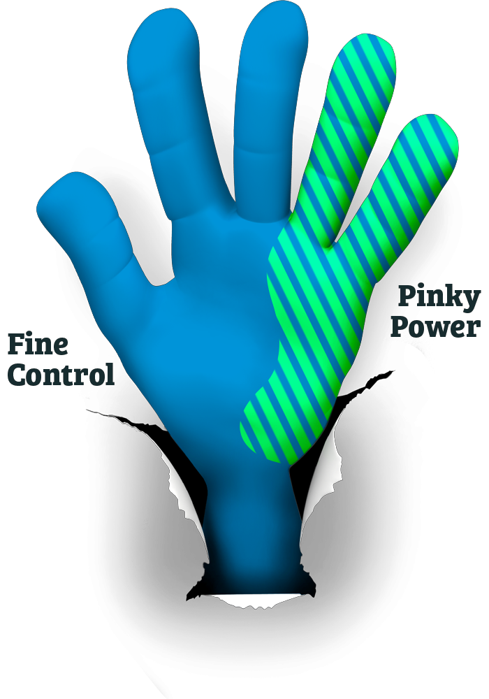 Fine Control vs Pinkie Power